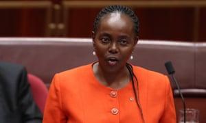 Lucy Gichuhi in the Senate