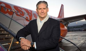 Johan Lundgren, chief executive of easyJet: 'Our focus was on the wellbeing of our people and customers.'