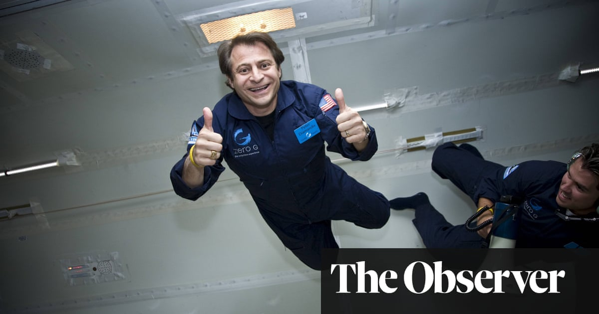 Peter Diamandis: 'In the next 10 years, we'll reinvent every industry'