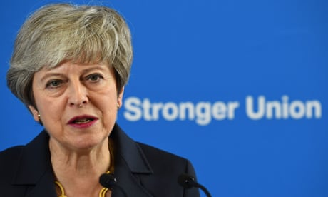 All hail Theresa May, reluctant hero of the Scottish independence movement