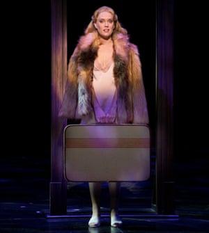 Alexis Van Maanen in Evita.