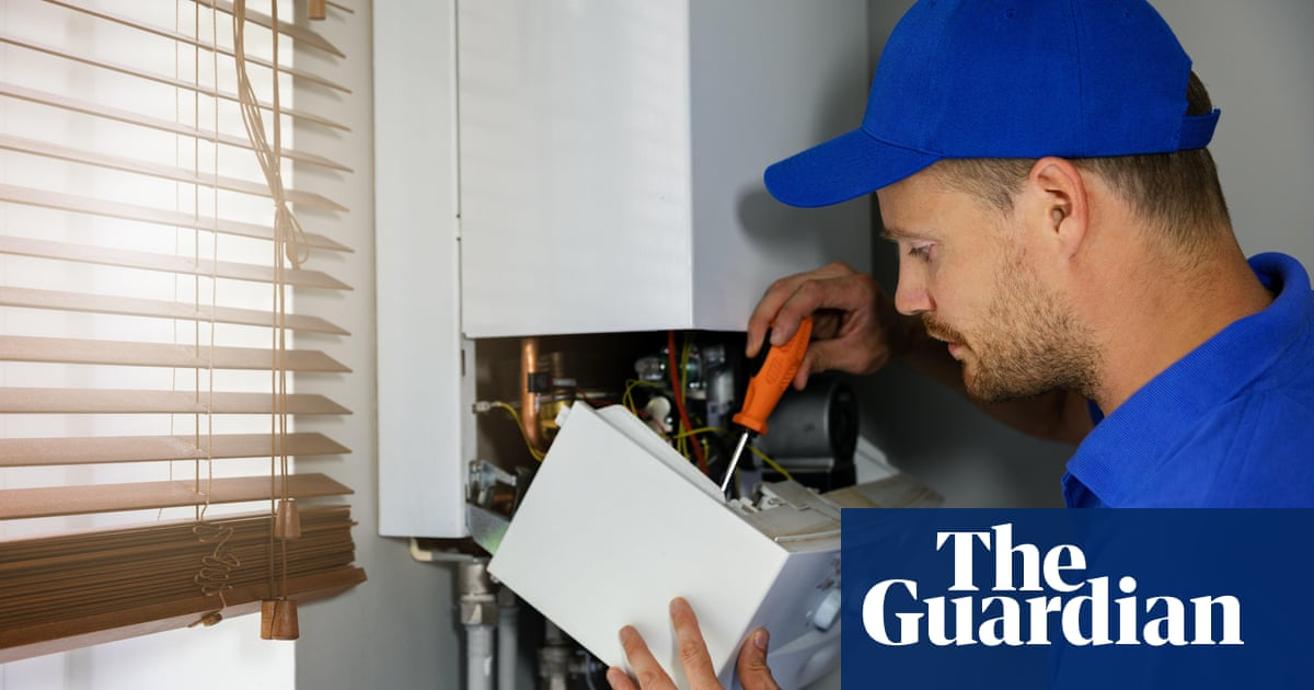 UK's home gas boilers emit twice as much CO2 as all power stations – study
