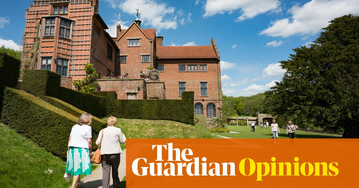 The National Trust has needlessly provoked an 'anti-woke' campaign