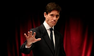 Conservative MP Rory Stewart Launches His Leadership Bid