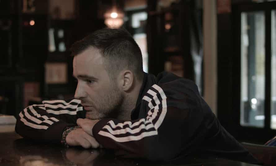 A still image from the video Twelve (The Pub).