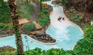 Center Parcs: council investigates after three injured as raft flips over - The Reports