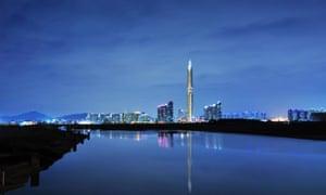 Tower Infinity, Seoul