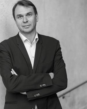 Dirk Kurbjuweit, journalist and author