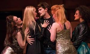 The Beggar's Opera, directed by Rpbert Carsen, at King's theatre, Edinburgh international festival 2018.