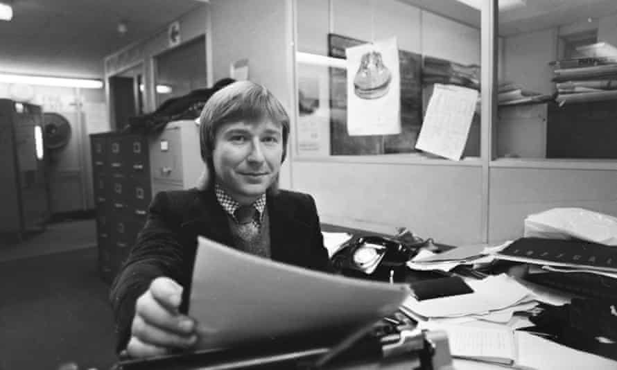 David May in 1976. He became head of strategic communications at the BBC in 1998, where he rolled out a programme of streaming coverage of major sporting and cultural events to big screens around the country.