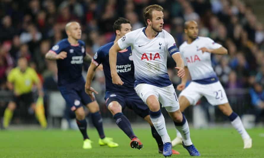 Will Harry Kane and co pay for their Champions League exertions in midweek?