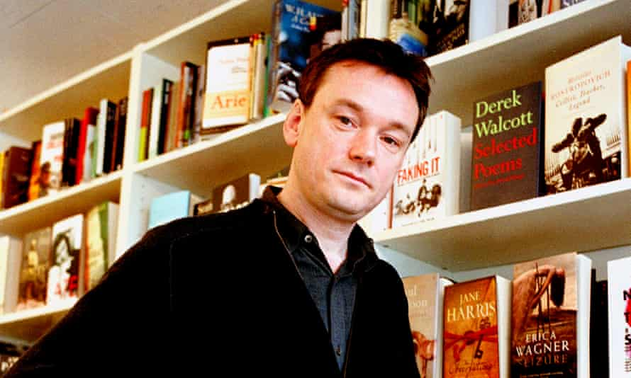 Stephen Page, publisher for Faber