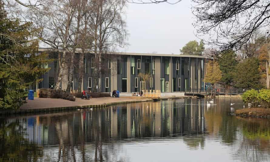 Heriot-Watt University image 1