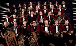 Tredegar Town Band.