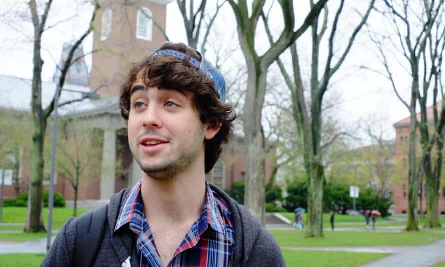 Sam Koppelman at Harvard.