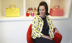 36de8bf8d3d2 Kate Spade's designs conveyed happiness and sunshine. How sad to learn her  life was quite different