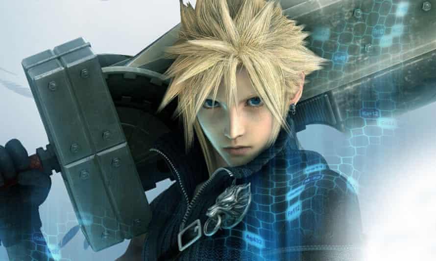 Disaster zone … Final Fantasy XV.