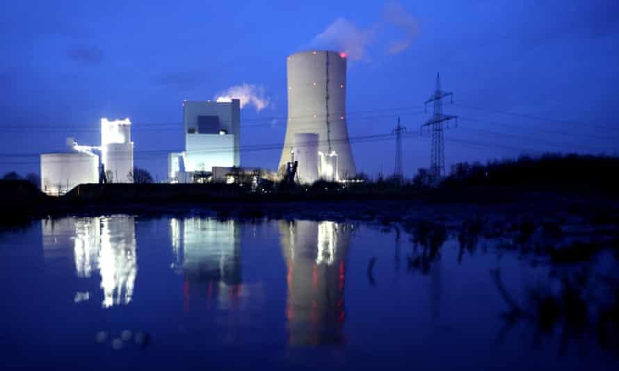 Coal-fired power plant Datteln 4