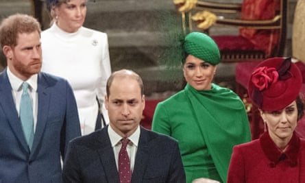 The royal couples
