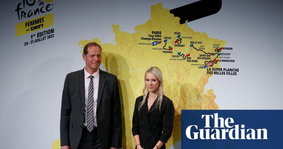 Tour de France 2022: women's race reborn as eight-stage route unveiled