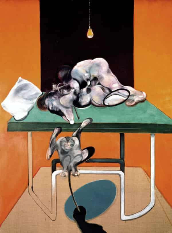 Two Figures with a Monkey, 1973