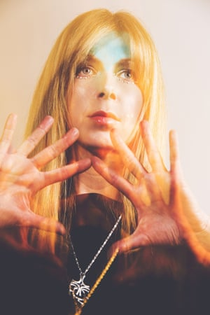 Missing in action... Jane Weaver.
