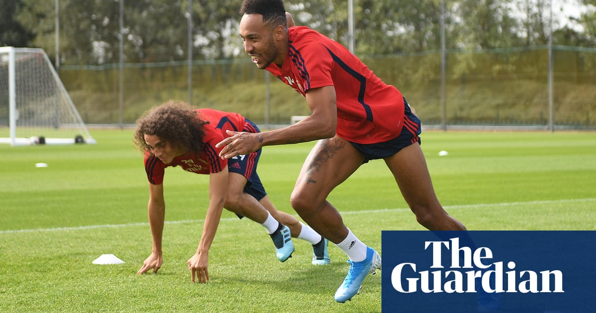 Jürgen Klopp wary of threat from former pupil Pierre-Emerick Aubameyang