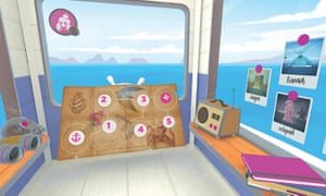 Sea Hero Quest, a game that provides data to assist Alzheimer's research.
