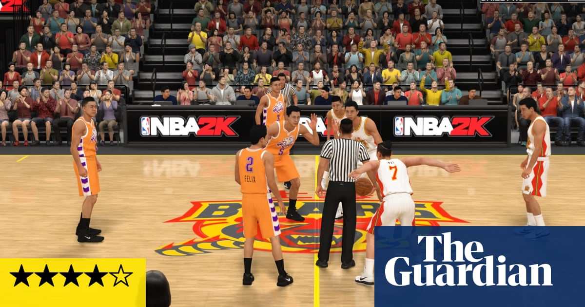 5c0dbf0f009 NBA 2K19 review – basketball fame and fortune comes at a price ...
