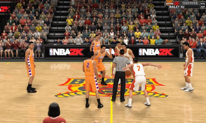 7280f2bf104e NBA 2K19 review – basketball fame and fortune comes at a price ...