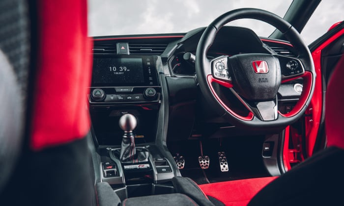 Honda Civic Type R: 'A monster disguised as a family hatch