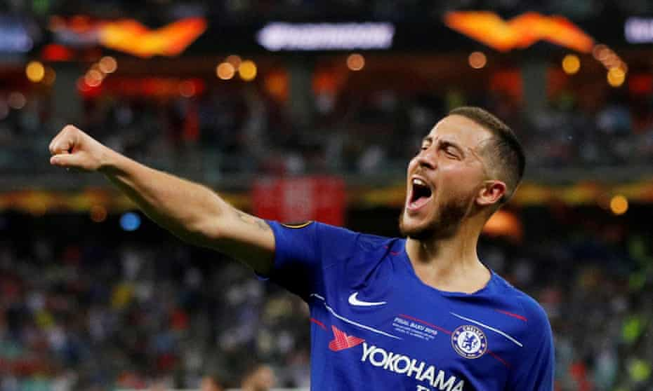 Eden Hazard confirmed on Facebook that he is poised to join Real Madrid after seven years at Chelsea