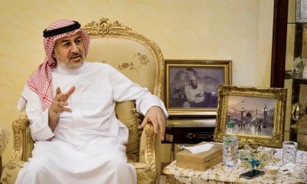 Ahmad al-Attas, brother of Osama bin Laden.