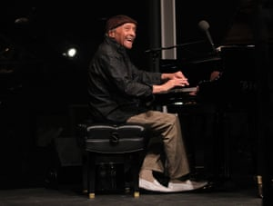 Taylor, 88, who revolutionized jazz by launching the free-jazz movement in the late 50s and early 60s, performs a second set.