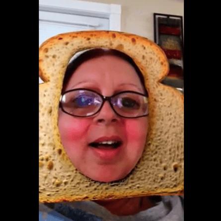 Maureen Tricario. Toast.