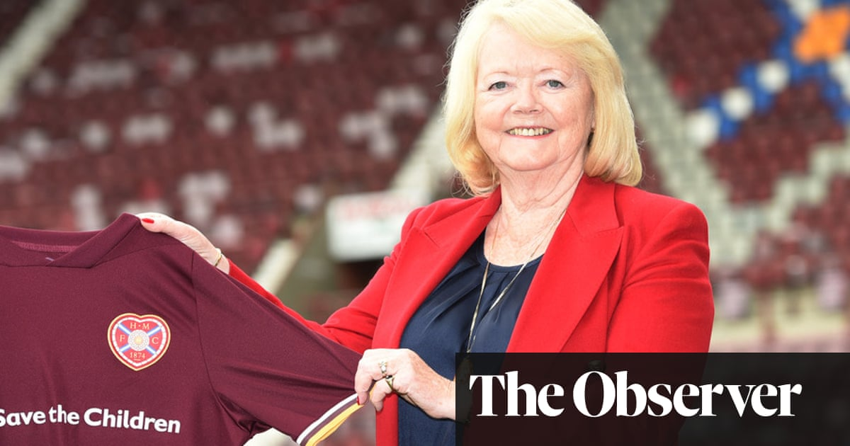 Hearts owner Ann Budge: No future for Scottish football if we just plug on