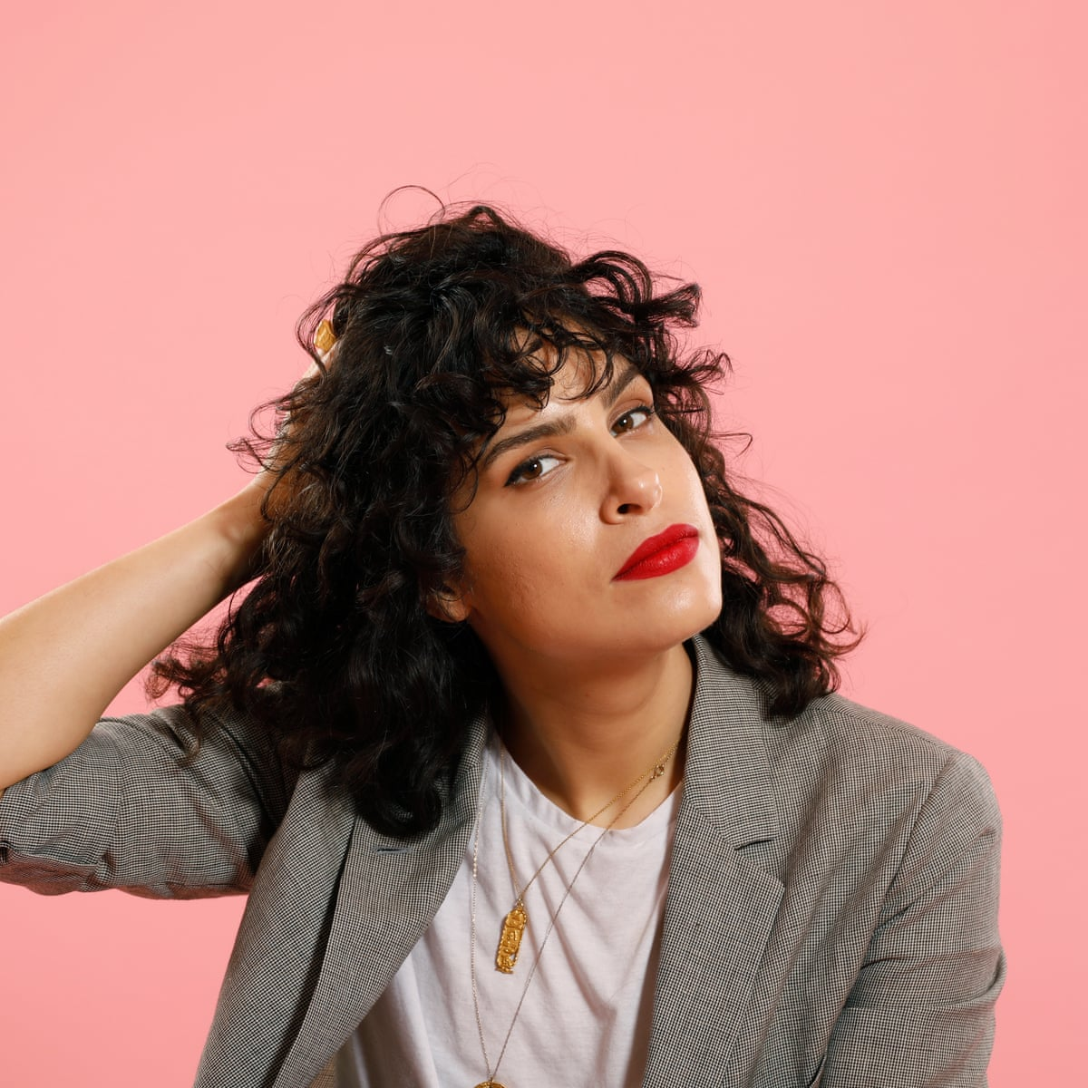 Desiree Akhavan The Only Mainstream Queer Female Stories Have Been Directed By Men It Disgusts Me Movies The Guardian