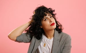 Desiree Akhavan: 'This is my antidote to all the things I hate about festivals.'
