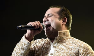 Rahat Fateh Ali Khan headlines the 2014 Nobel Peace Prize Concert in Oslo: 'It was easy … I came in and did something I had done before to thousands.'
