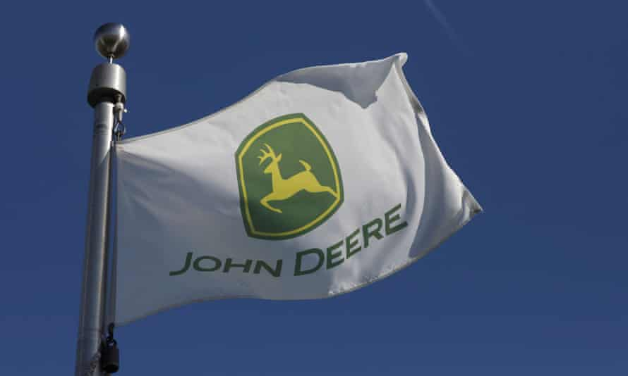 John Deere: layoffs have followed in the wake of the trade wars.