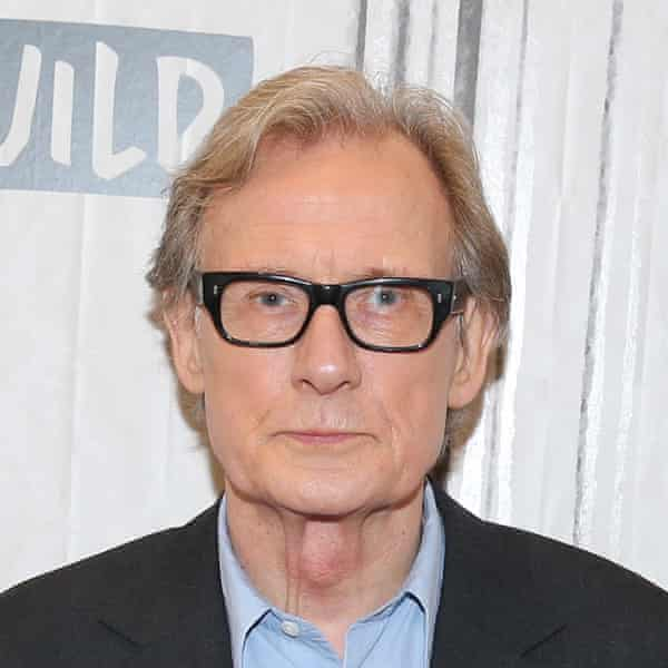 Bill Nighy … defence of artistic expression and Turkey's LGBT+ people.
