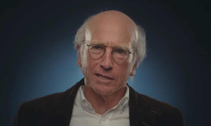 'Maybe something I could impress a date with' … Larry David in Long Shot.