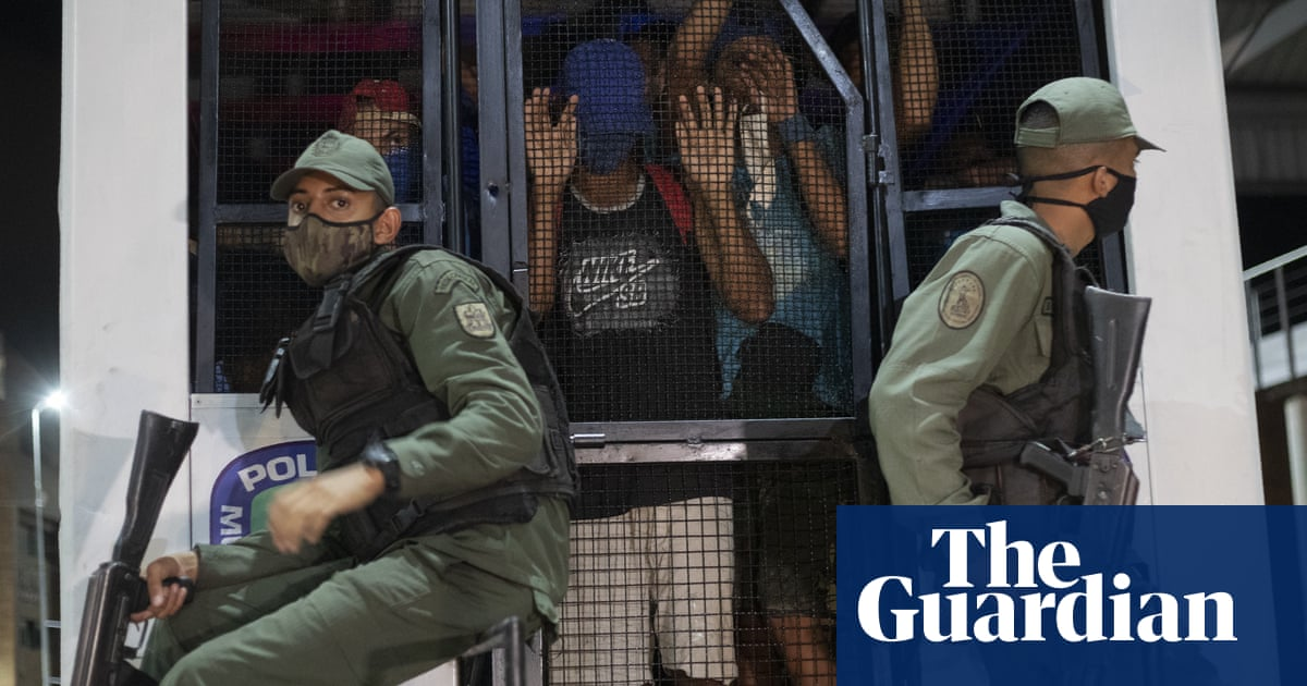 Venezuela using coronavirus as cover to crack down on dissent, report claims