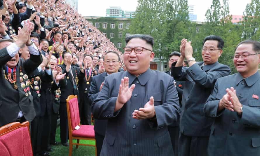 Kim Jong-un has been touted as a potential peace prize winner