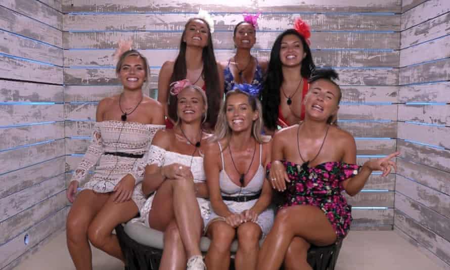 Women on Love Island