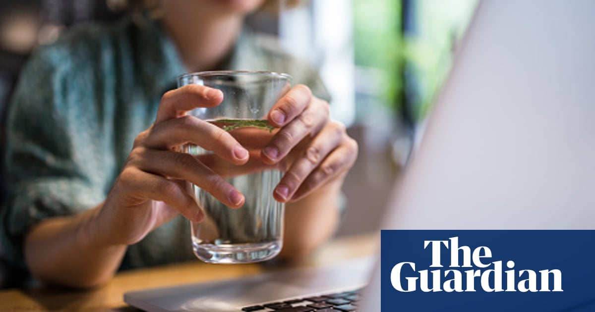 Eight glasses of water a day is an urban myth