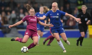 Last season's champions and runners-up, Chelsea and Manchester City, meet on the first day of the Women's Super League.