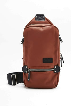 Sling pack £58 Harvest Label urbanoutfitters.co.uk