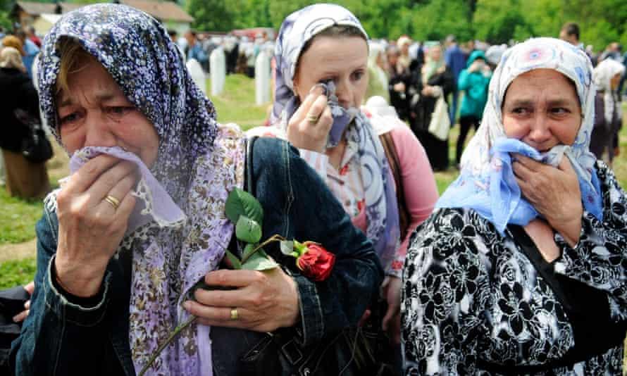 Bosnian Muslim women in 2010
