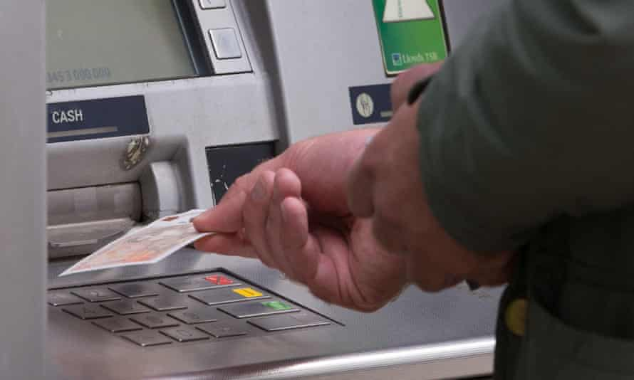 Link said the government's promise of legislation to protect ATMs was 'needed urgently'.
